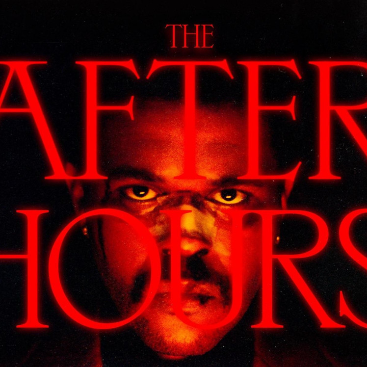 THE WEEKND - THE AFTER HOURS - PARIS