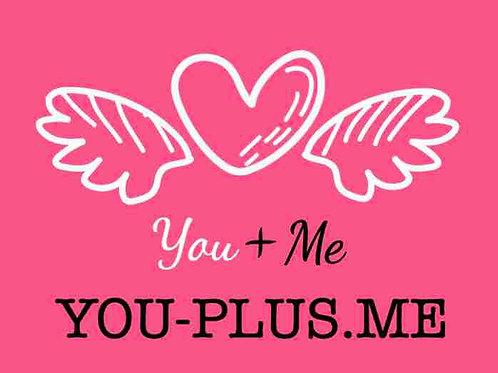 you-plus.me
