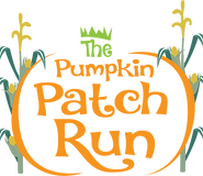 The Pumpkin Patch Run Logo