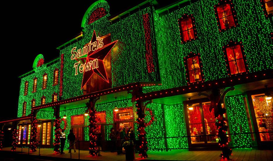 Santa's Town at Santa's Wonderland .jpg