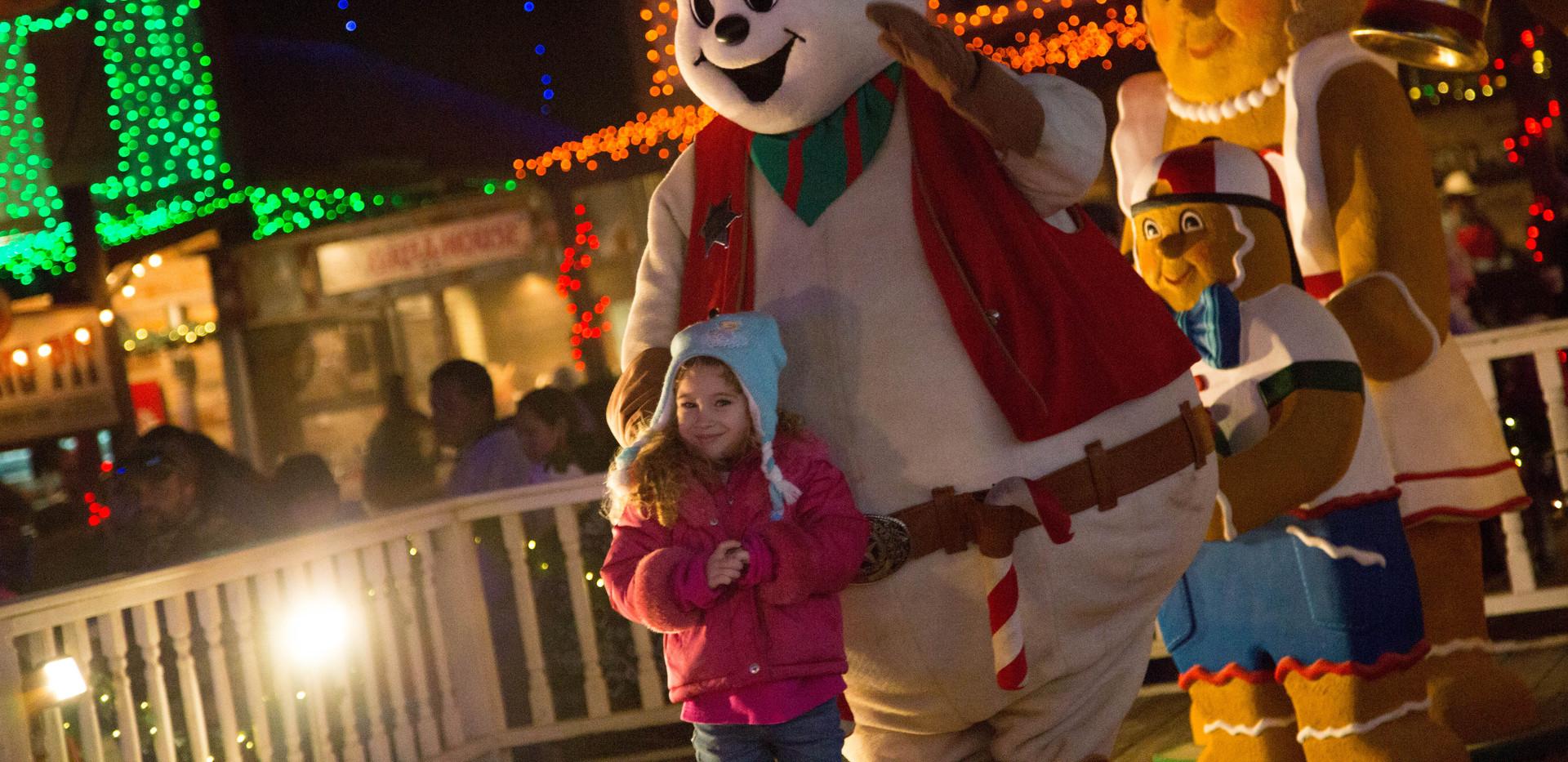 Santa's Wonderland Frostbite and Child.j