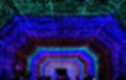 Santa's Wonderland Tunnel of Lights