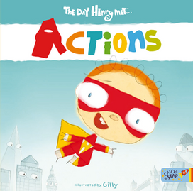 Actions Board Book