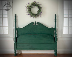 Amsterdam Antique Full Size Bed 3:21