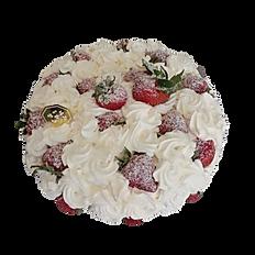 Strawberry Clouds Cake - C2