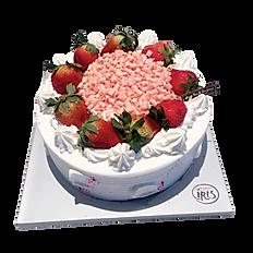 Strawberry Circle - C15