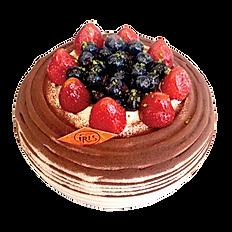 Very Berry Chocolate Swirl - A4