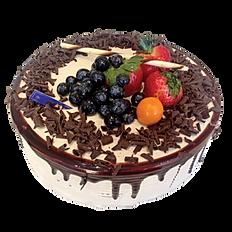 Dark Chocolate Drizzles - A3