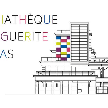Projection Avant-Première à la Médiathèque Marguerite Duras