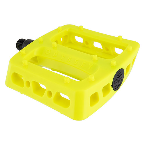 PEDALS ODY MX TWISTED PRO PC 9/16 F-YL