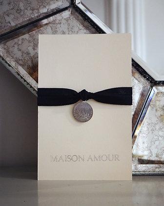 Bracelet Noir - Argent