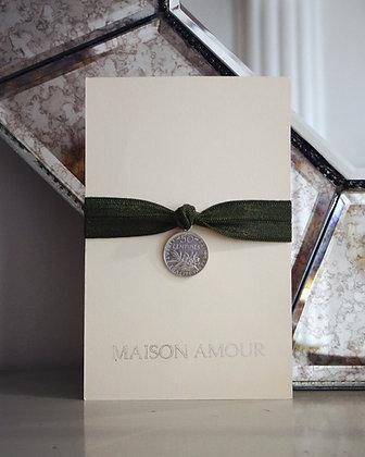 Bracelet Olive - Argent