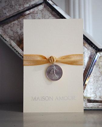 Bracelet Mandarine - Argent