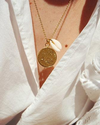 Collier court 1/2 Franc
