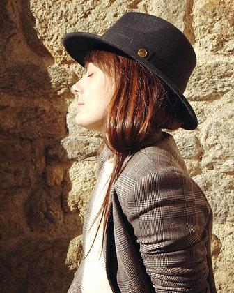 Le Chapeau Gris chiné