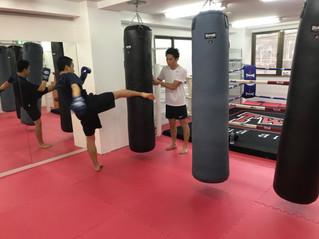 今日のバウンサー キックボクシング&フィットネス