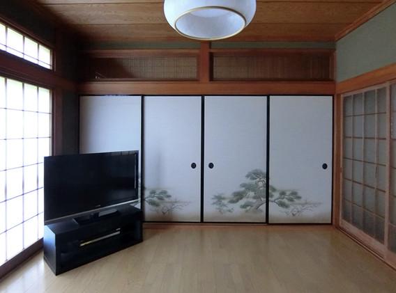 After_I様邸(熊谷市)-和室