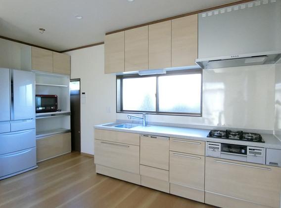 After_I様邸(熊谷市)-キッチン