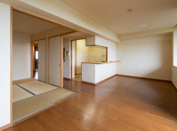 T様邸(草加市)-LDK全体-B.jpg