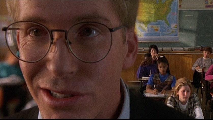 "Kelly Nelson in ""Children of the Corn III"""