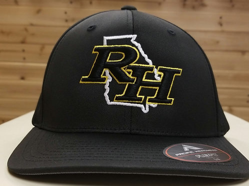 RH GA state 3D Hat