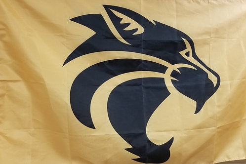 Wildcat 3X5 Flag