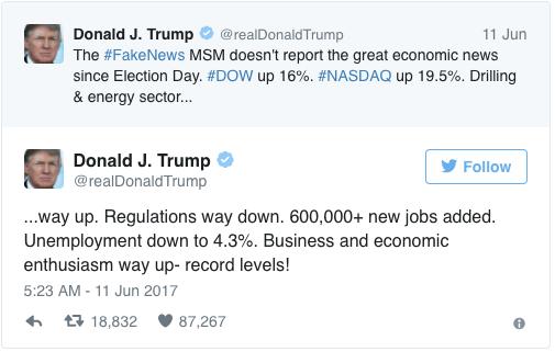 Trump doesn't understand economics