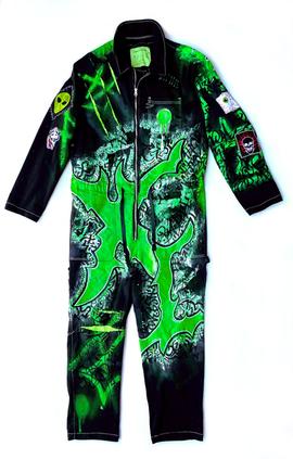 XL Jumpsuit Front