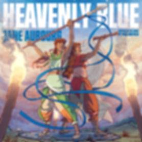 The Firelight Isle: Heavenly Blue