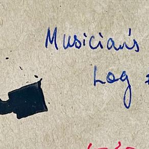 Musician's Log #3