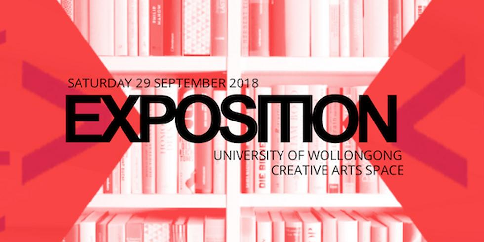 TEDx Wollongong: Exposition