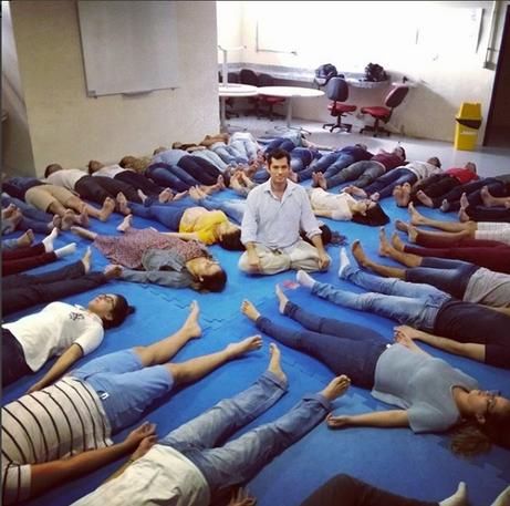 Grupo de meditação Atentamente