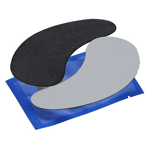 BLACK  Lint Free Eyepatches 10pcs