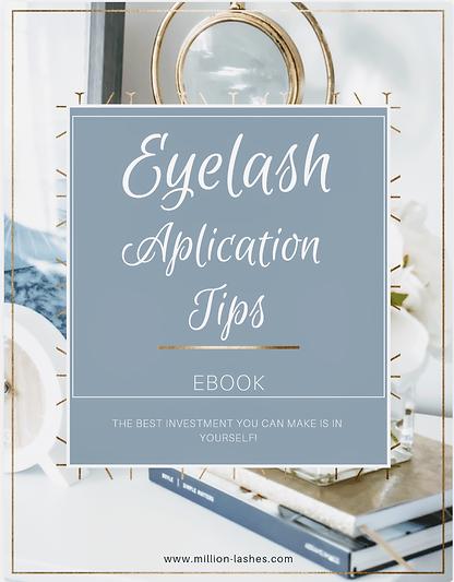 eyelash tips