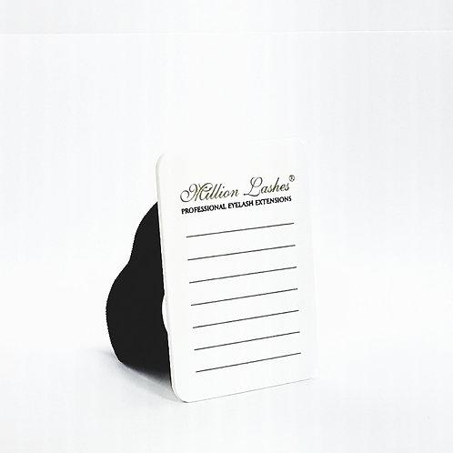 LASH PALETTE WITH STRAP-  One size 5.5cm x 8cm