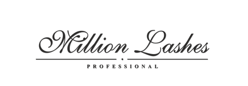 Million lashes logo