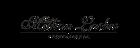 Million lashes logo