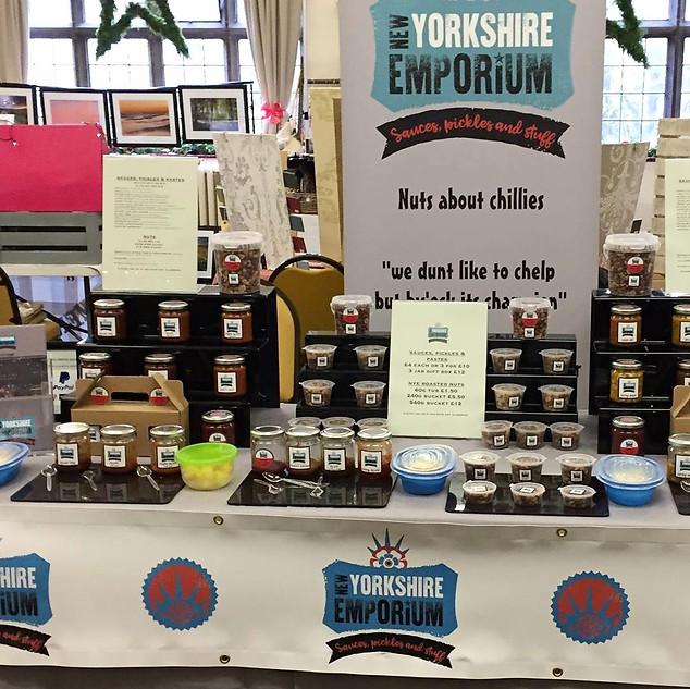 New Yorkshire Emporium Stall 2017