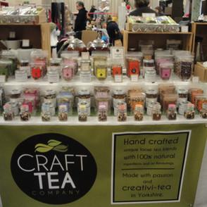 Craft Tea Company Stall 2016