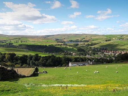 Holmbridge Rural Countryside