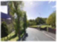 Street View of Holmbridge Church next door to Holmbridge Rural Fairs