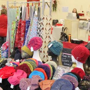 Gill Wilde's Knitting Stall 2016