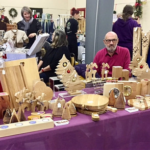 Heart of Wood stall 2018