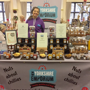 New Yorkshire Emporium Stall
