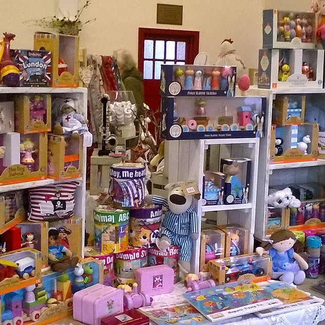 Little Shop of Loveliness Toy Stall 2015