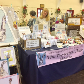 The Proverbial Hare Stall
