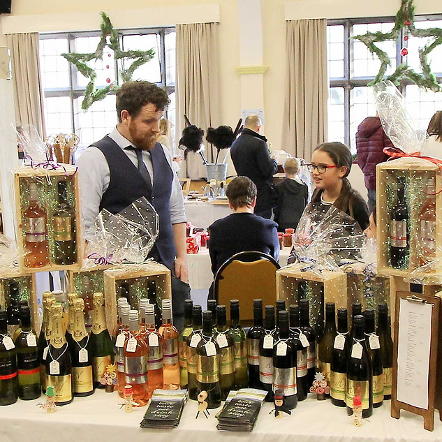 Holmfirth Vineyard Stall 2017