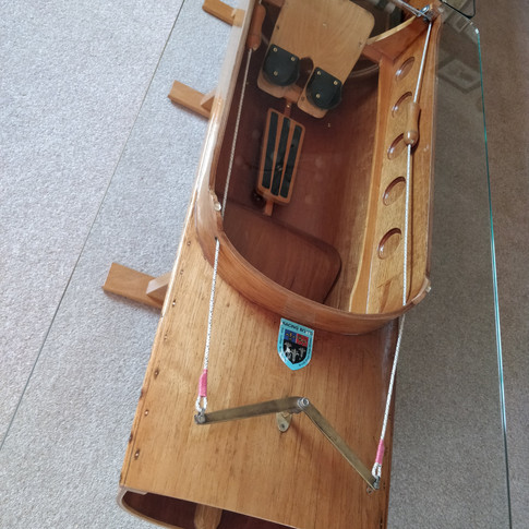 Coxes seat table