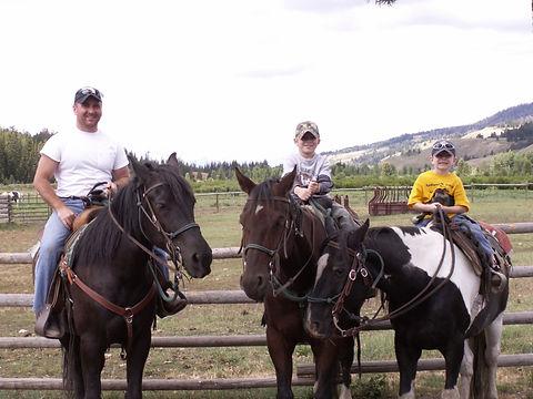 Horseback Kevin
