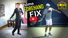 Fix your Forehand Stroke at Home!